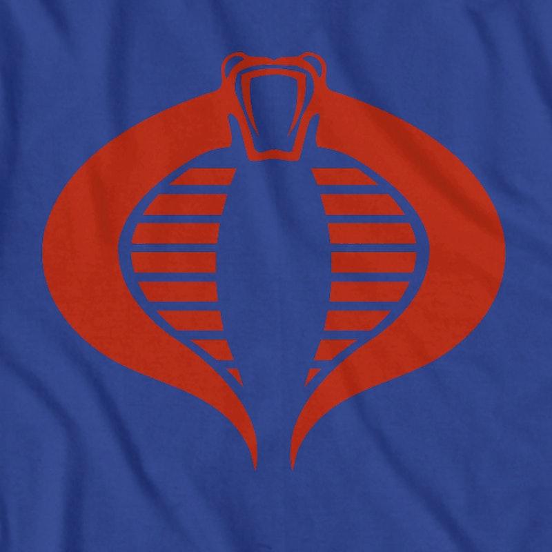0f7299eaff00a Cobra Commander G.I. Joe T-Shirt  GI JOE Mens T-shirt