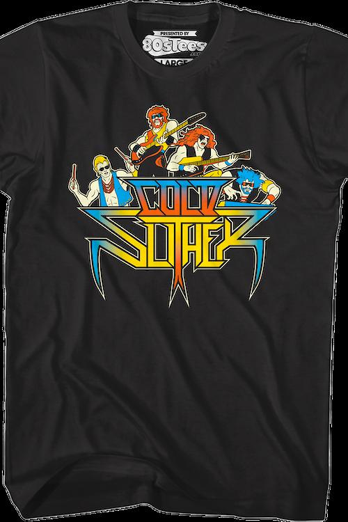9ab829cf Cold Slither Shirt: 80s Cartoons GI JOE T-shirt