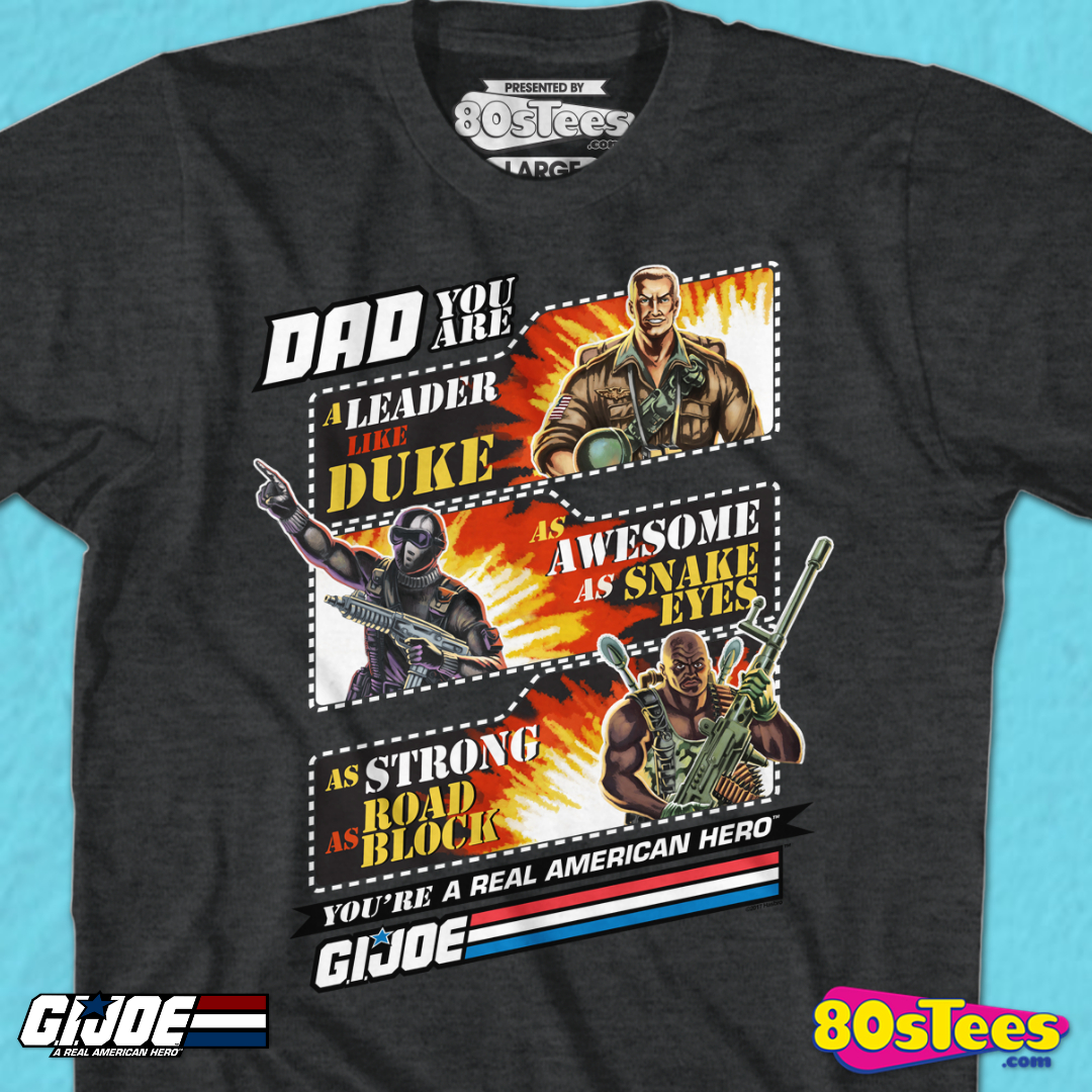 JOE T Shirt vintage superhero cobra FREE SHIPPING!!! NWT Licensed  G.I