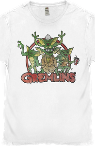 Distressed Gremlins T-Shirt