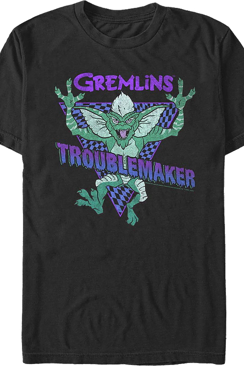 Troublemaker Gremlins T-Shirt