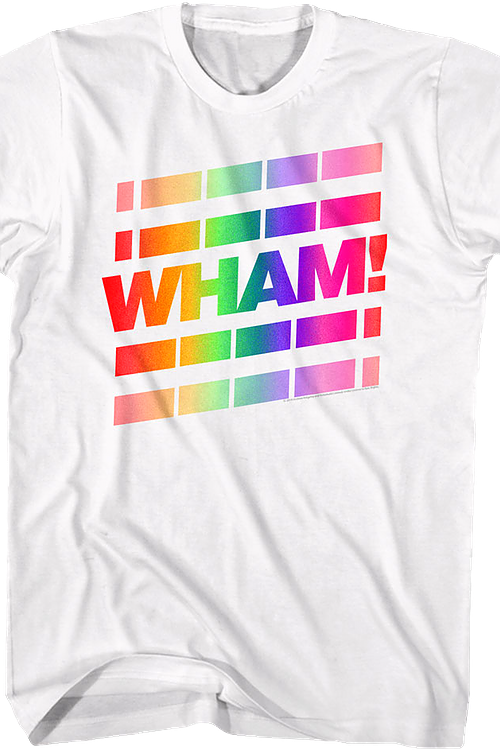 Color Shades Wham T-Shirt