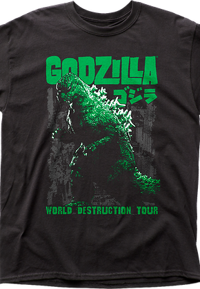 29fef056c98a Godzilla T-Shirts Buy the King of the Monsters T-Shirts