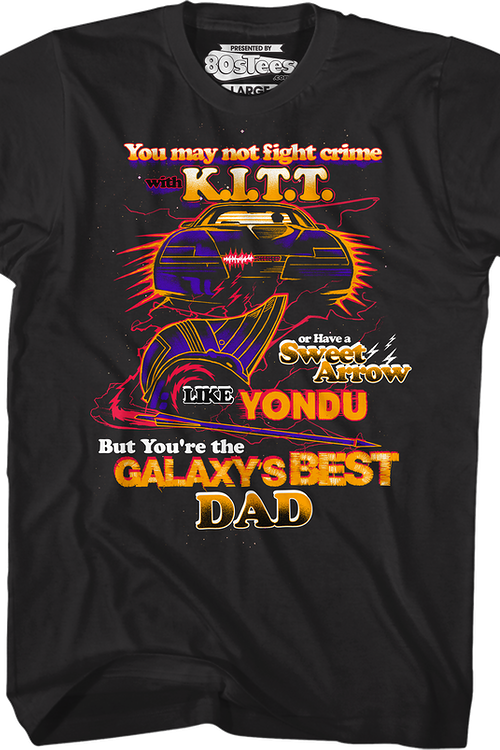 Inspired by Guardians of the Galaxy Father's Day T-Shirt