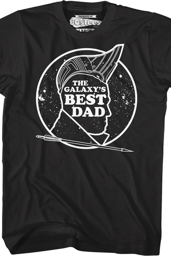 Yondu Guardians of the Galaxy Father's Day T-Shirt