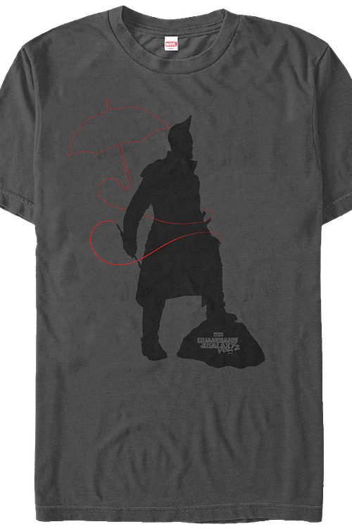 Yondu Arrow Trail Guardians of the Galaxy T-Shirt