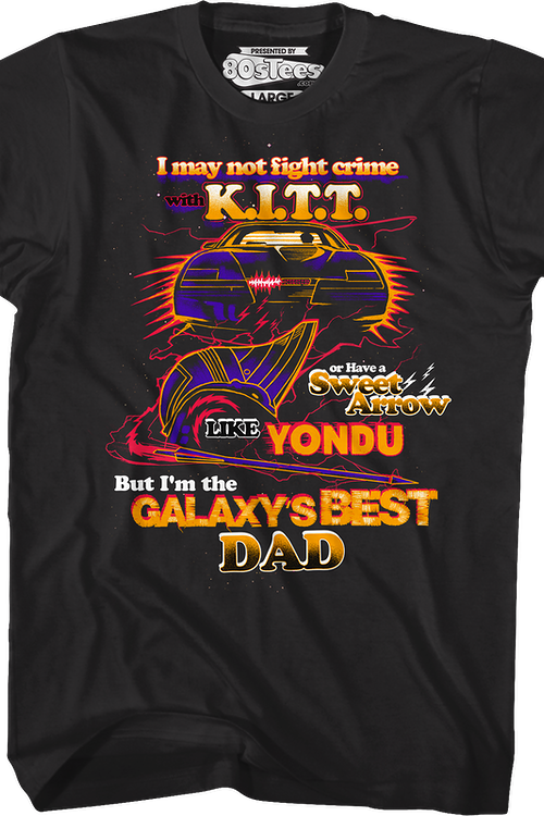 Inspired by Guardians of the Galaxy Vol. 2 Father's Day T-Shirt