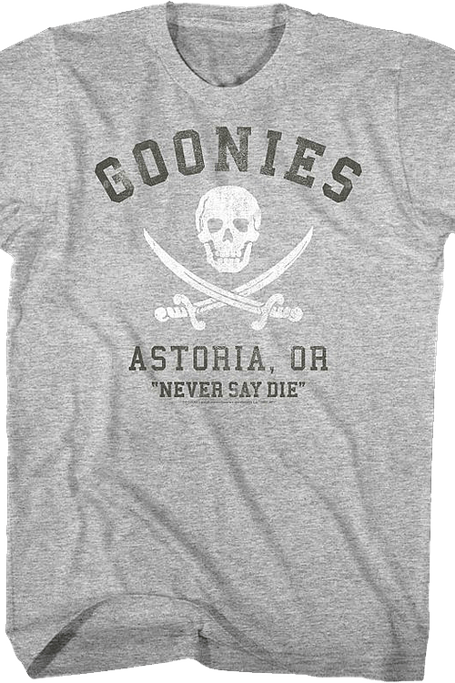 Astoria Oregon Goonies T-Shirt