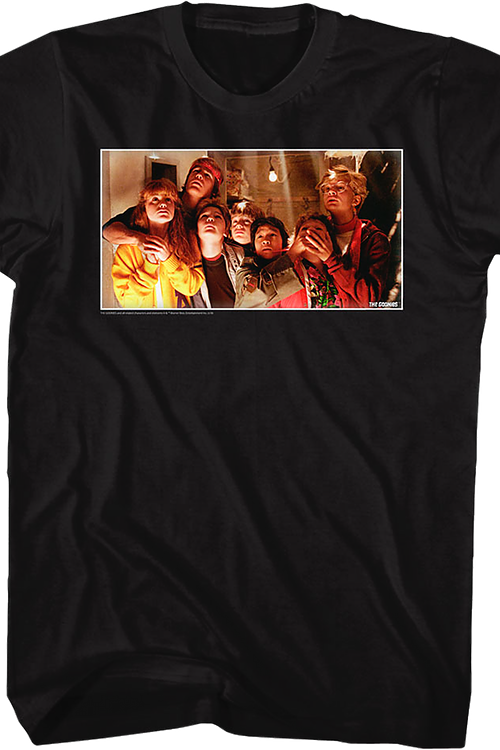 Group Picture Goonies T-Shirt
