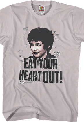 Eat Your Heart Out Grease T-Shirt
