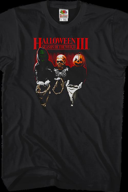 fed77a579 Halloween III Season of the Witch T-Shirt: Halloween Mens T-Shirt