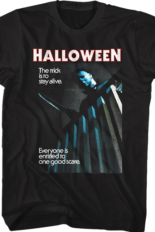 Stay Alive Halloween T-Shirt