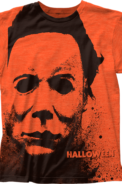 The Devil's Eyes Halloween T-Shirt