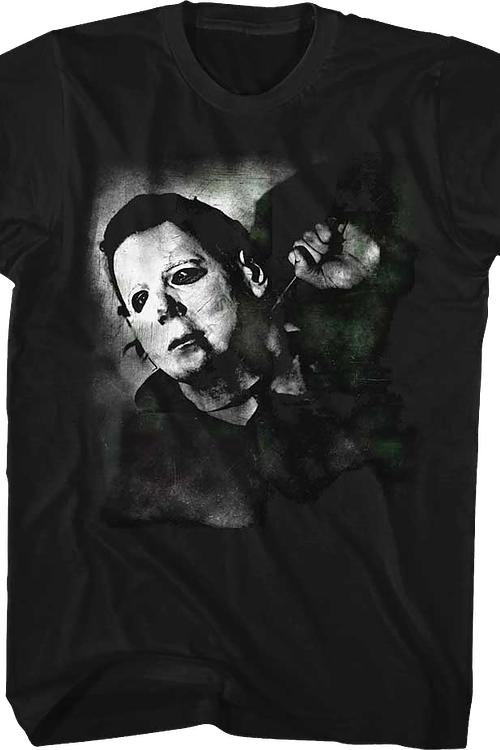 Michael Myers Pain in the Neck Halloween T-Shirt
