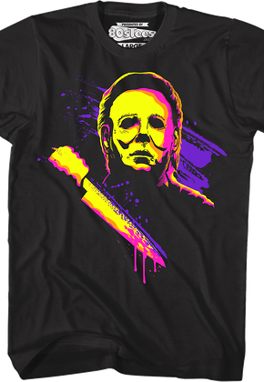 ea4be4092 Michael Myers Halloween T-Shirts - 80sTees