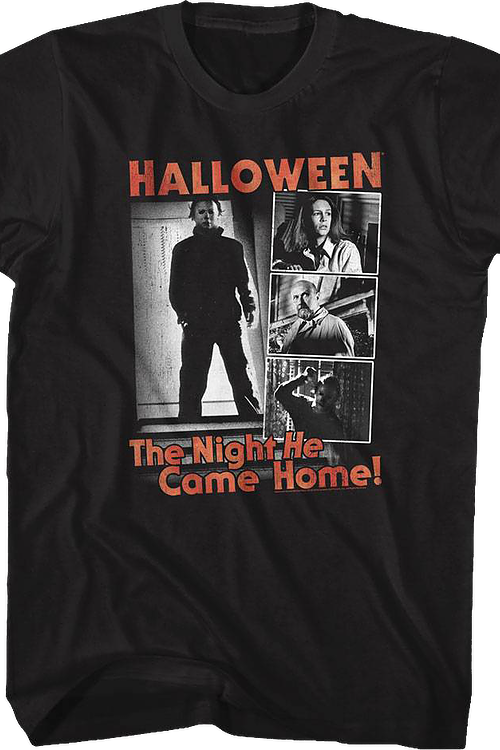 Collage Halloween T-Shirt