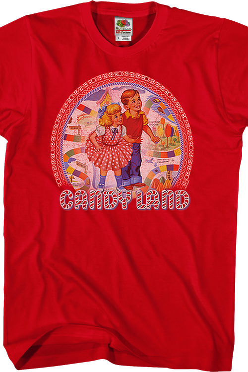 Vintage Candy Land T-Shirt