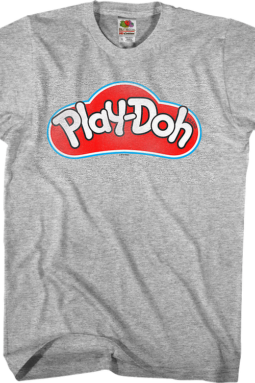 Distressed Play-Doh T-Shirt