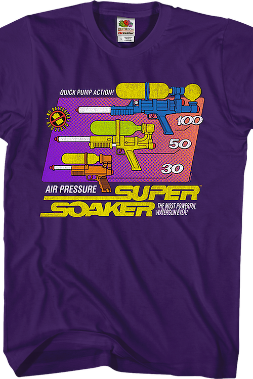 Purple Super Soaker T-Shirt