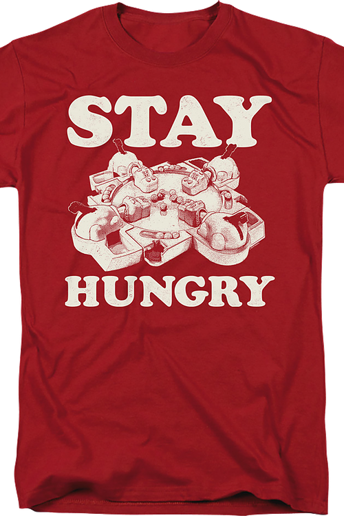 Distressed Hungry Hungry Hippos T-Shirt