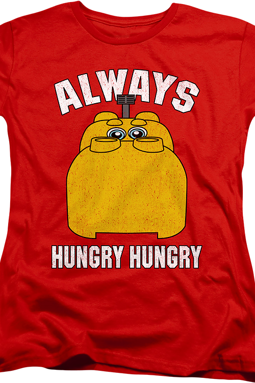 Womens Hungry Hungry Hippos Shirt