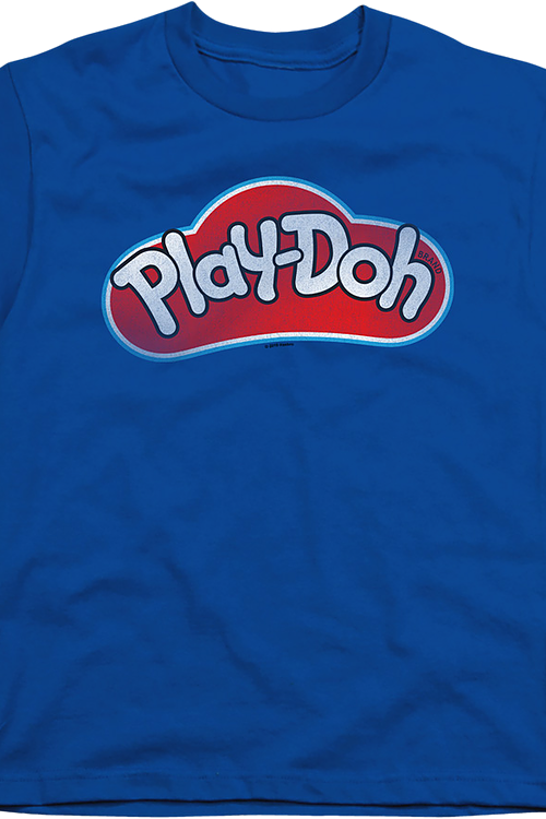 Youth Blue Play-Doh Shirt