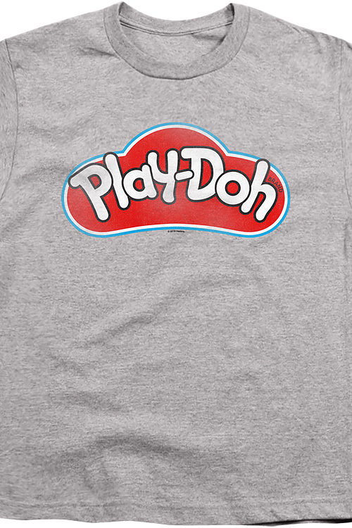 Youth Distressed Play-Doh Shirt