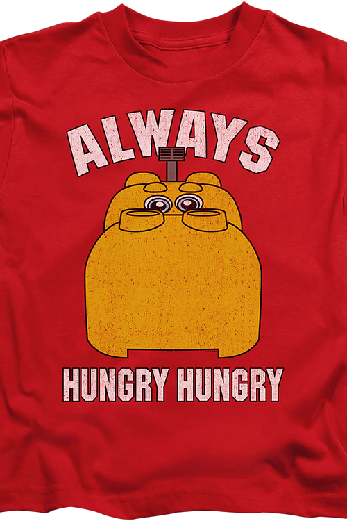 Youth Hungry Hungry Hippos Shirt