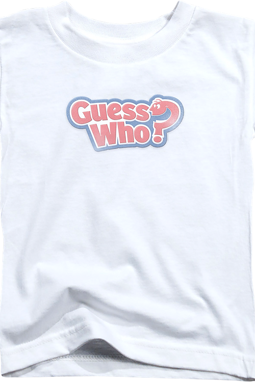 Youth Guess Who Shirt