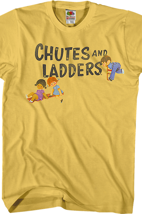 Chutes And Ladders T-Shirt