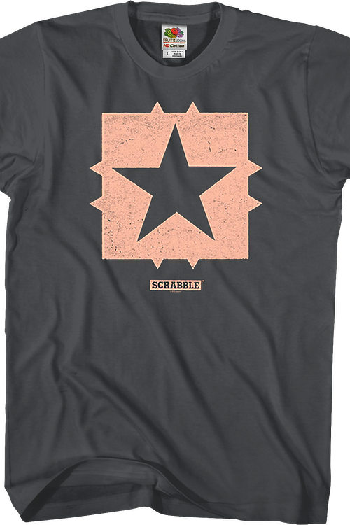 Star Scrabble T-Shirt