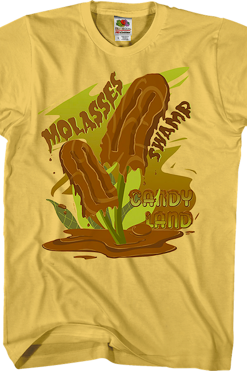 Molasses Swamp Candy Land T-Shirt
