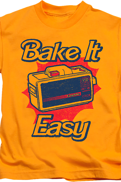 Youth Bake It Easy-Bake Oven Shirt