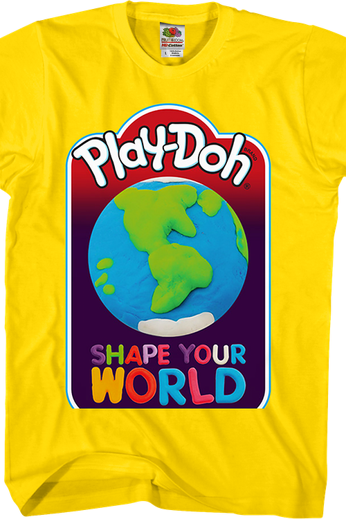 Shape Your World Play-Doh T-Shirt
