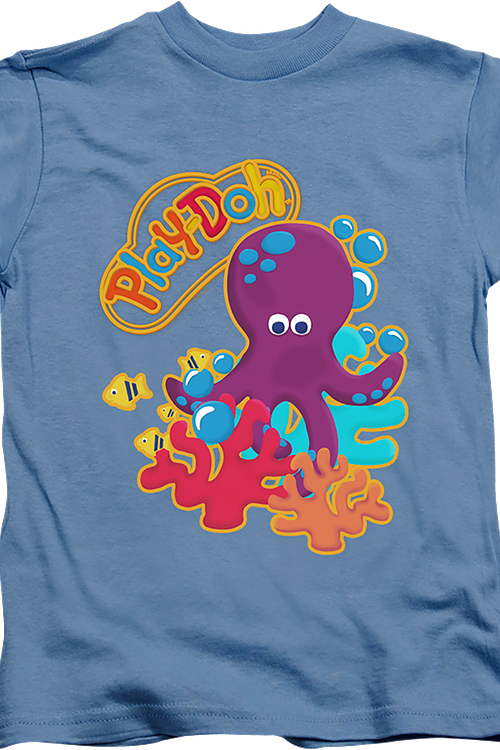 Youth Under The Sea Play-Doh Shirt