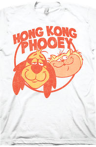 Hong Kong Phooey and Spot T-Shirt