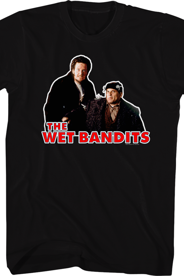 Marv and Harry Wet Bandits Shirt