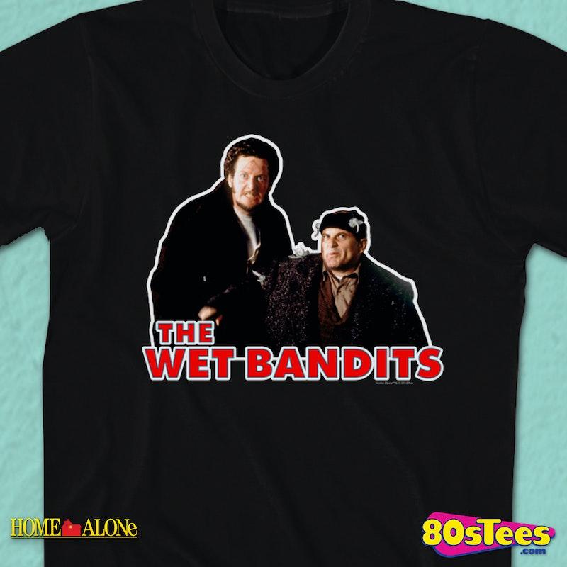 marv and harry wet bandits shirt home alone mens tshirt