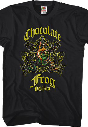 19b9e341790 Chocolate Frog Harry Potter T-Shirt