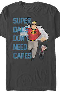 Super Dads Incredibles T-Shirt