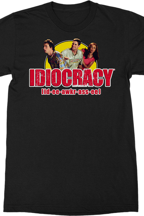 Frito Joe Rita Idiocracy T-Shirt