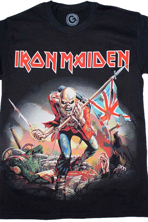 The Trooper Iron Maiden T-Shirt