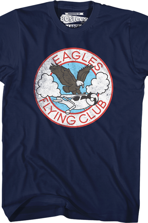 Eagles Flying Club Iron Eagle T-Shirt