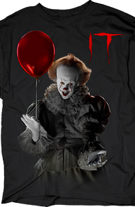 Balloon Stephen King's IT T-Shirt