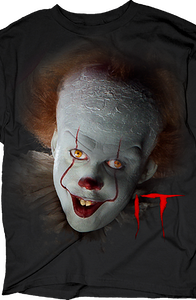 Pennywise Stephen King's IT T-Shirt