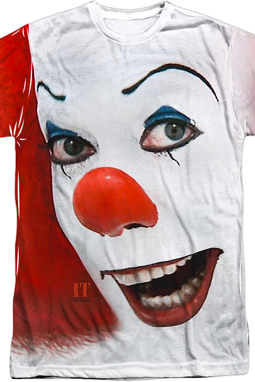 Smiling Pennywise IT Shirt
