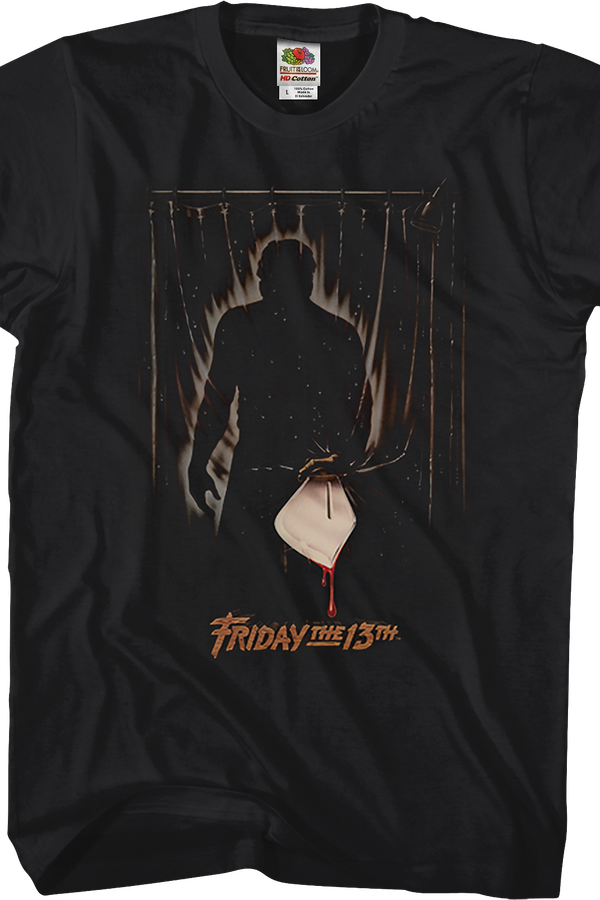 New Dimension Friday the 13th T-Shirt