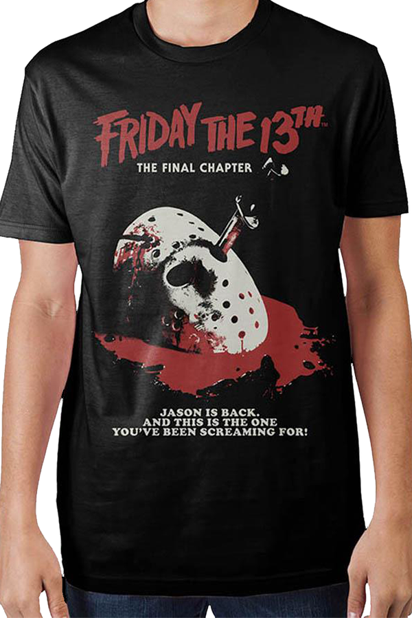 The Final Chapter Friday the 13th T-Shirt