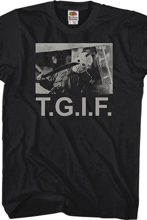 TGIF Friday the 13th T-Shirt