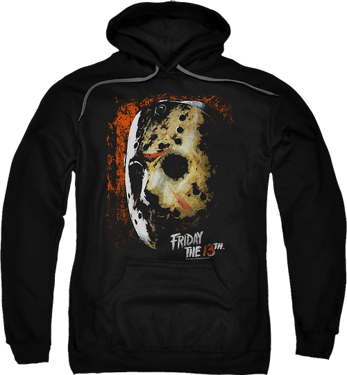 Jason Voorhees Friday the 13th Hoodie
